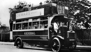 open top bus 1920