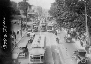 tram new york