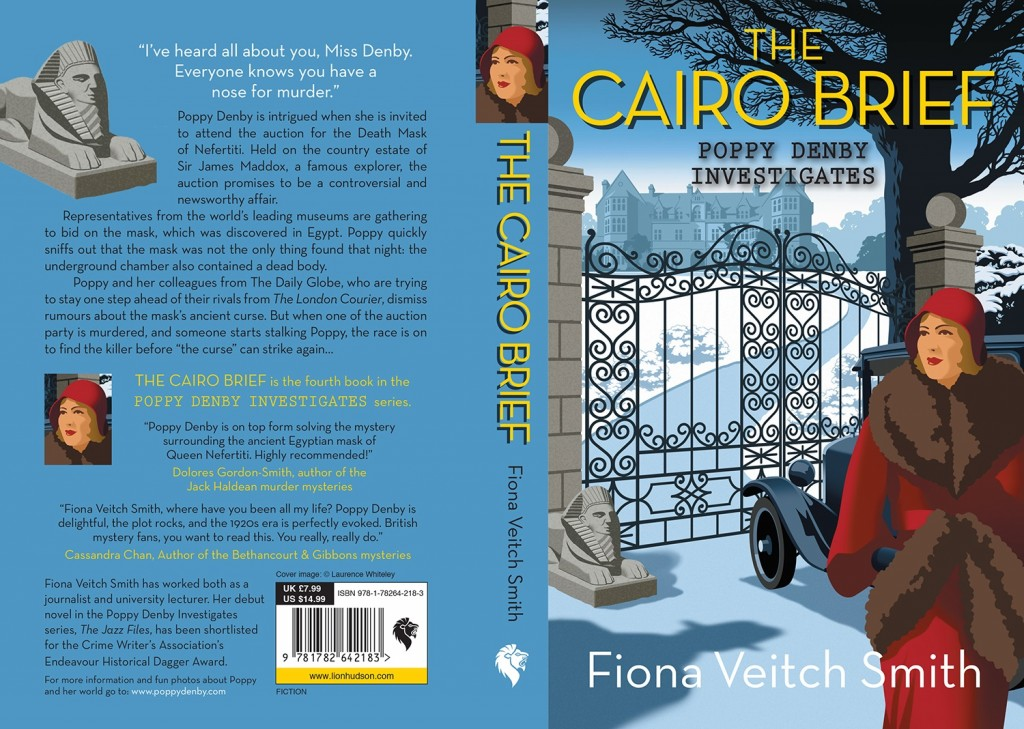 Fiona Veitch Smith - The Cairo Brief
