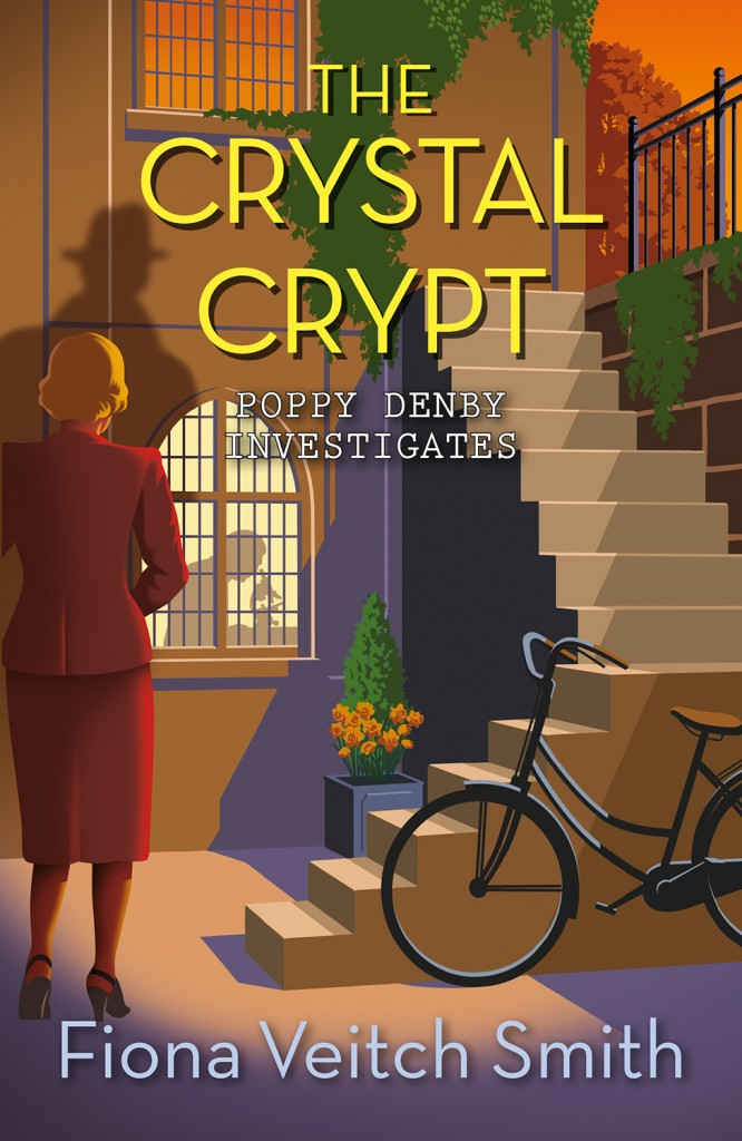 Crystal Crypt front cover